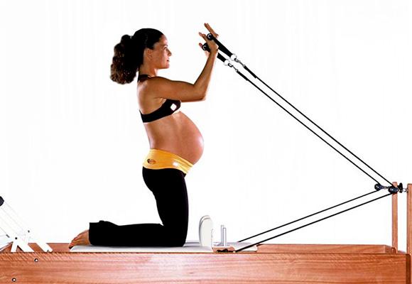 Hamilelerde Pilates